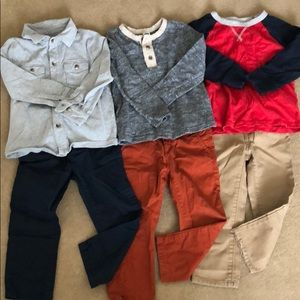 Old Navy Boys 3T (6 piece)